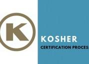 Process of kosher certification