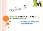 Krazy mantra company details through wiki