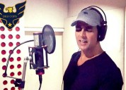 Vikram pratap singh is an indian voice actor.