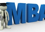 Distance learning mba program in india!