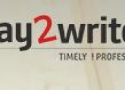 Cv writing company in india