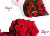 Send valentine roses online to bangalore, valenti