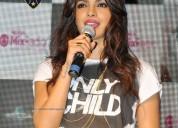 Priya golani at a store launch in ahmedabad