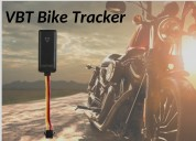 Bike tracking device