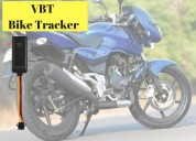 Two wheeler tracker