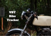 Vbt bike gps tracker