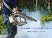 Godrej pest control in delhi, dial +91-9871136210