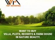 Luxury villas in vizag