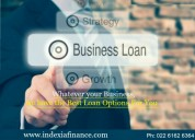 Business loan at low interest @ indexia finance