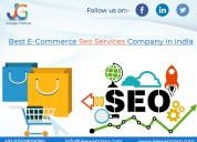 Best ecommerce seo services company in india