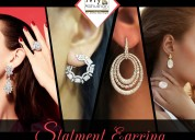 Choose the right fashion earrings for women