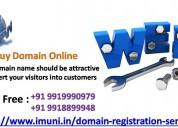 Buy domain online? i-muni it solutions