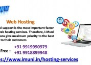 Web hosting provider in lucknow