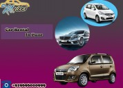 Car rental service in pune - bharat taxi