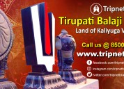 Trip at tripnetra two days tirupati tour package