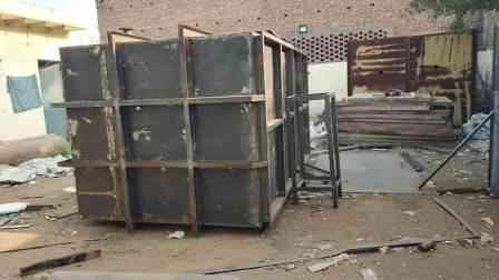 Metal Fabrication Work Supplier, Contractor, Tende