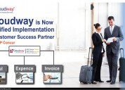 Cloudway is now the cip & csp for sap concur