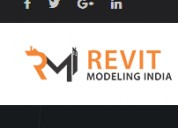 Revit bim services, revit drafting services