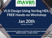 Registrations open for free hands-on session on vl