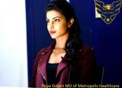 Priya Golani Is Indian Standup Comedian telvision
