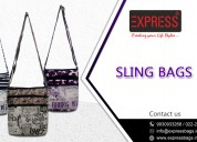Designer sling bag wholesale price