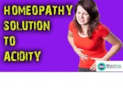 6 best homeopathic medicine for acidity, gastric
