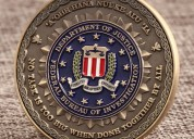Fbi cheap challenge coins