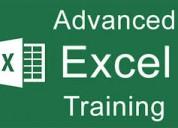 Advanced excel training institute in thane, mumbai