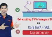 Best online java course - java tutorial online