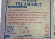 Tile adhesive and nsa manufacturer in surat - airs