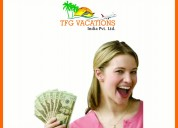 Tourism promotion-opportunity for part time online