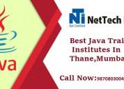 Best java courses in mumbai thane, navi mumbai