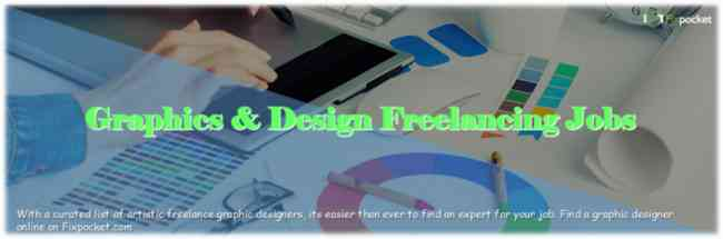 Fixpocket – Hire and Find a Graphic Designers Onli
