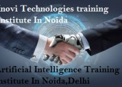 Best artificial intelligence training institute
