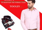 Come to the best casual shirts makers in noida