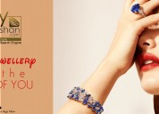 Designer jewelry gift for this valentine's day