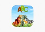Kids alphabets ar