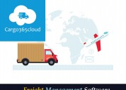 Freight software features of cargo365cloud softwar