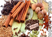 Spices - khada masala - garam masala
