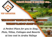 Best resorts in araku