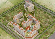Chd resortico 1 bhk residential apartment