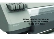 Ricoh printer technical support phone number    +1
