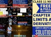 Applications of Derivatives Class 12 Maths
