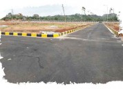 Best gated community with open plots for sale