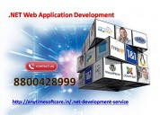 Net web application development