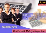 Best banking and finance institute in delhi aptech