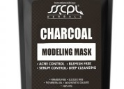 Charcoal premium modelling mask - sscpl herbals