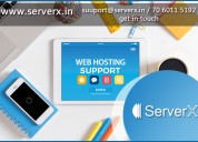 Best web hosting | best website hosting - serverx