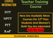 Delhi best teacher training course in rajouri