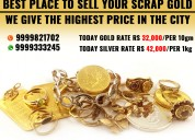 Sell old gold buyer in noida